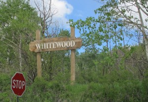 Whitewood is located about 20 minutes from Steamboat in the South Valley.