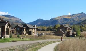 Barn Village homes in Steamboat Springs